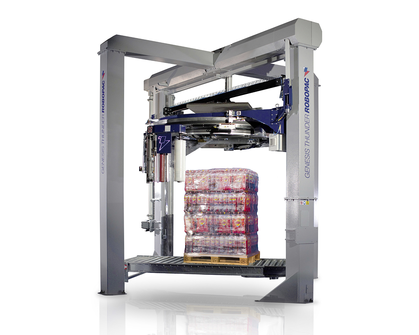 Produktbild von  Genesis Thunder: the ultimate ring machine for wrapping