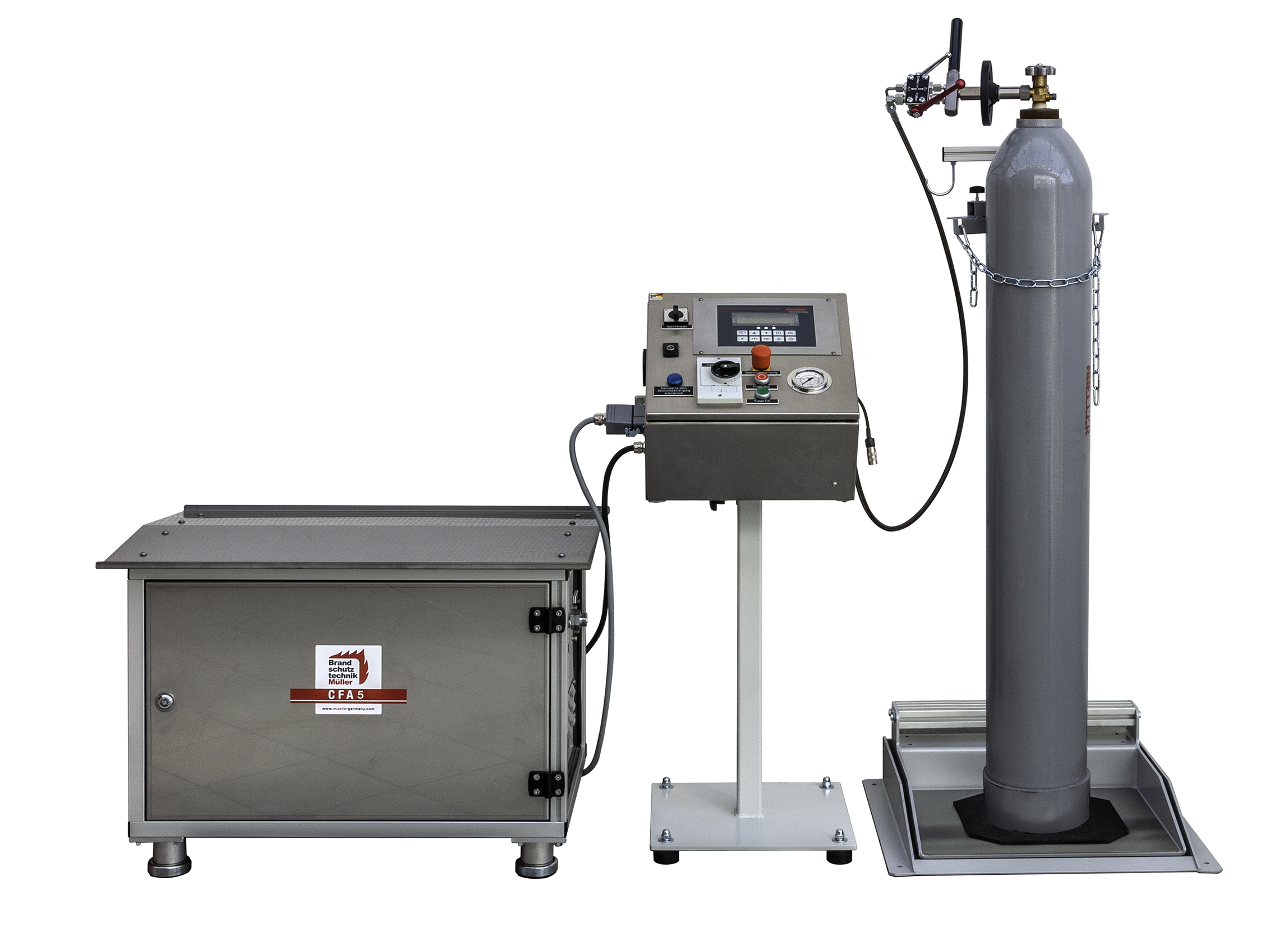 Product picture of Carbon Dioxide Filling Unit CFA 5
