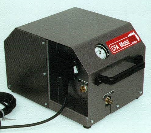 Product picture of Carbon Dioxide Filling Unit CFA Mobil