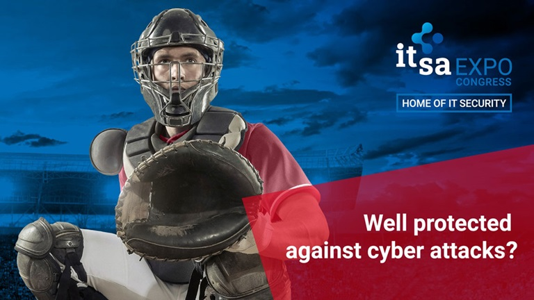 it-sa 2021 - Well protected against cyber attacks?
