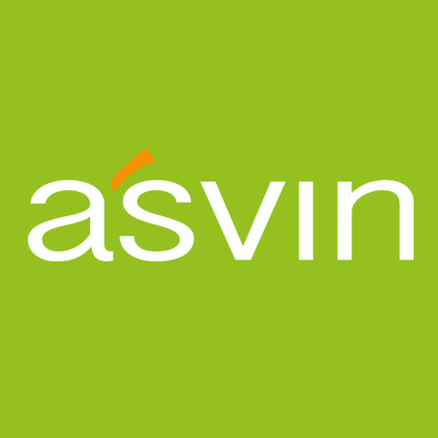 Logo of asvin GmbH