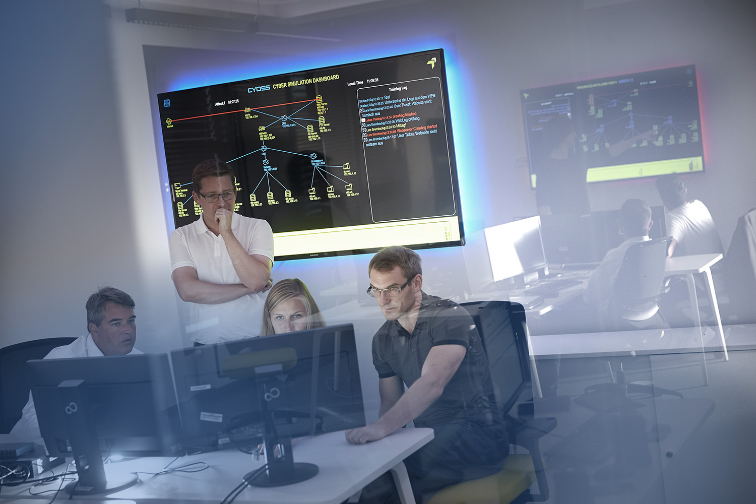 Product picture of Cyber Simulation & Training Center