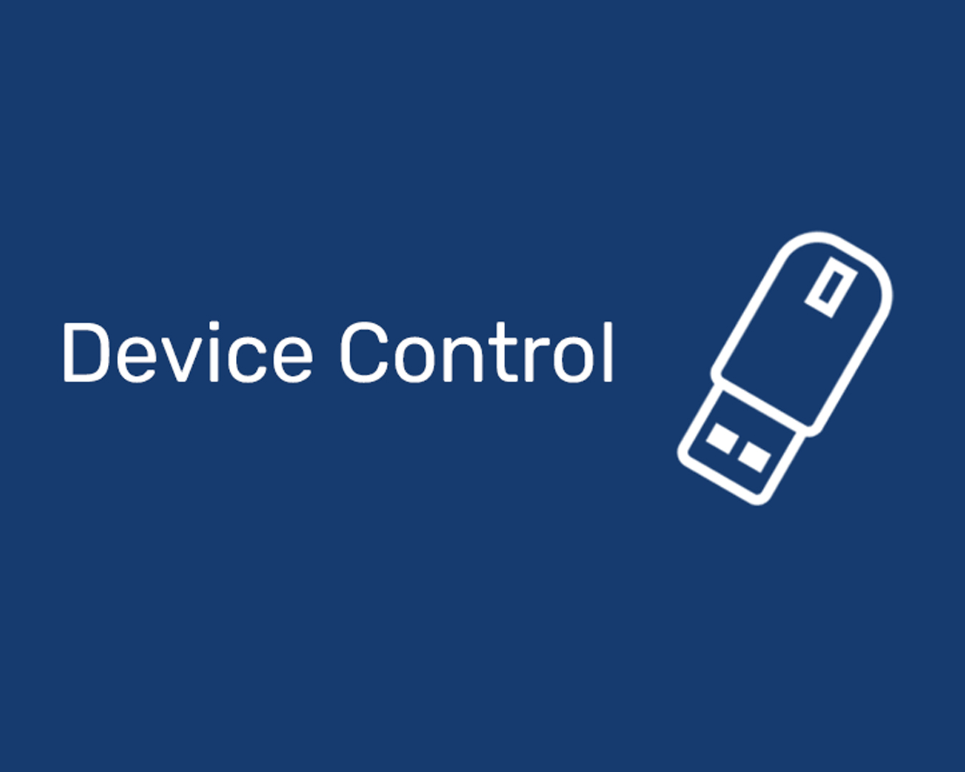 Product picture of DriveLock Device Control