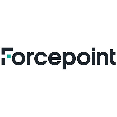 Logo of Forcepoint