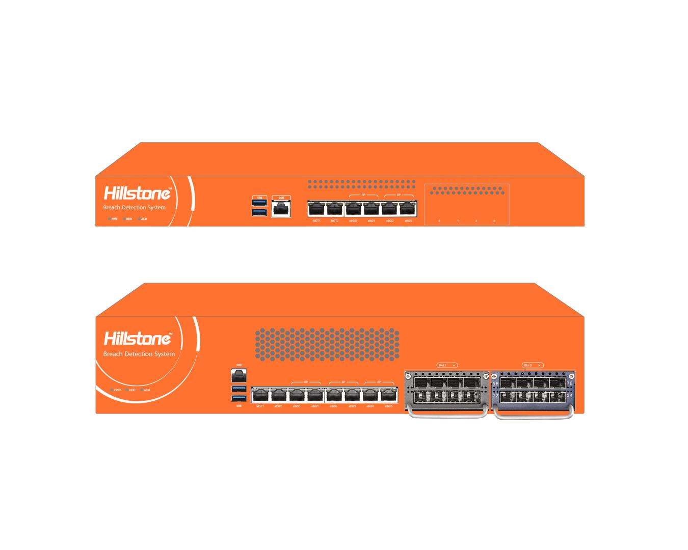 Product picture of Hillstone Server Breach Detection System
