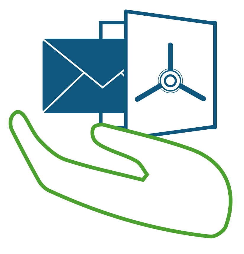 Product picture of indevis E-Mail Archiving