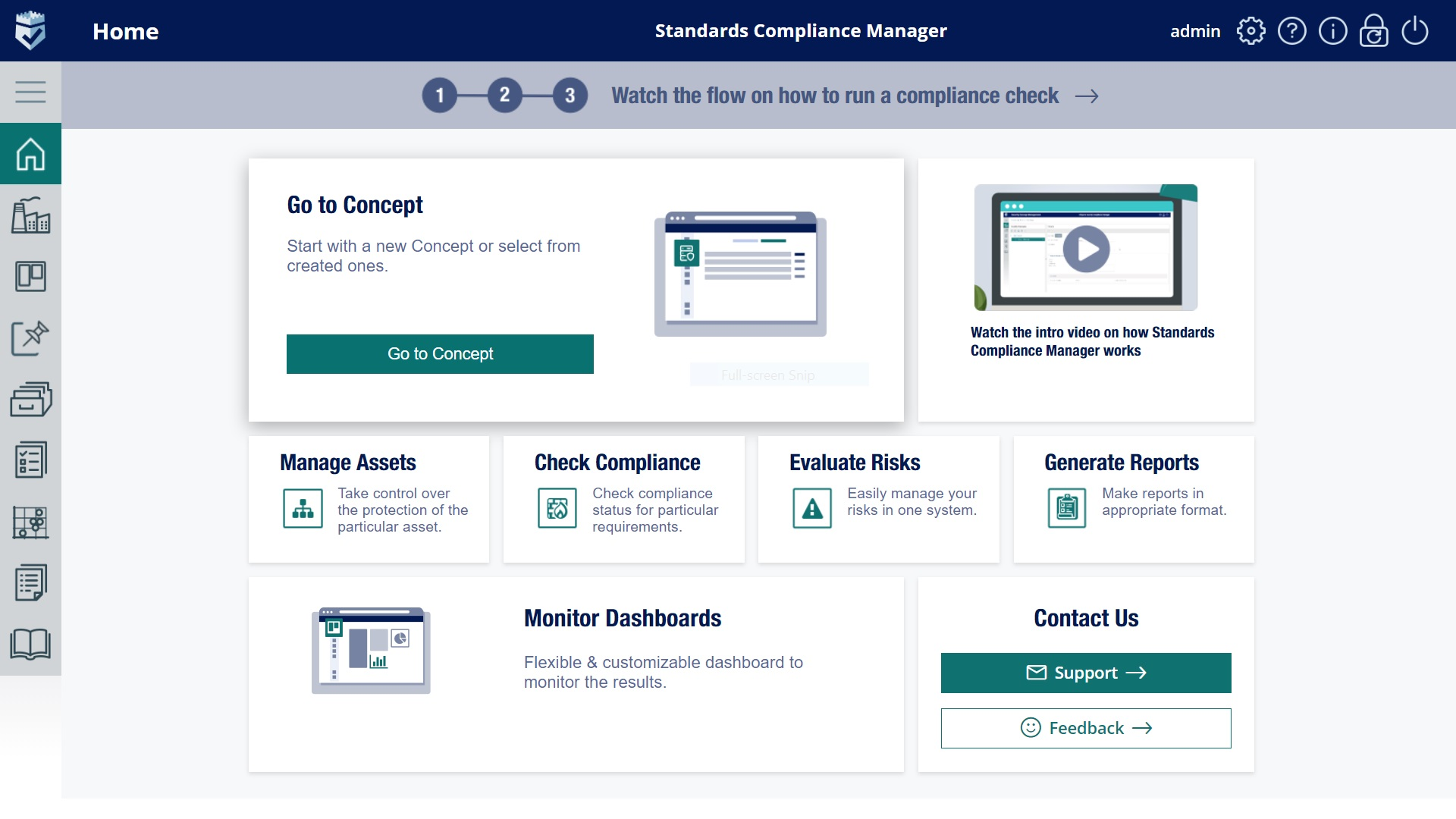 Product picture of Infopulse Standards Compliance Manager
