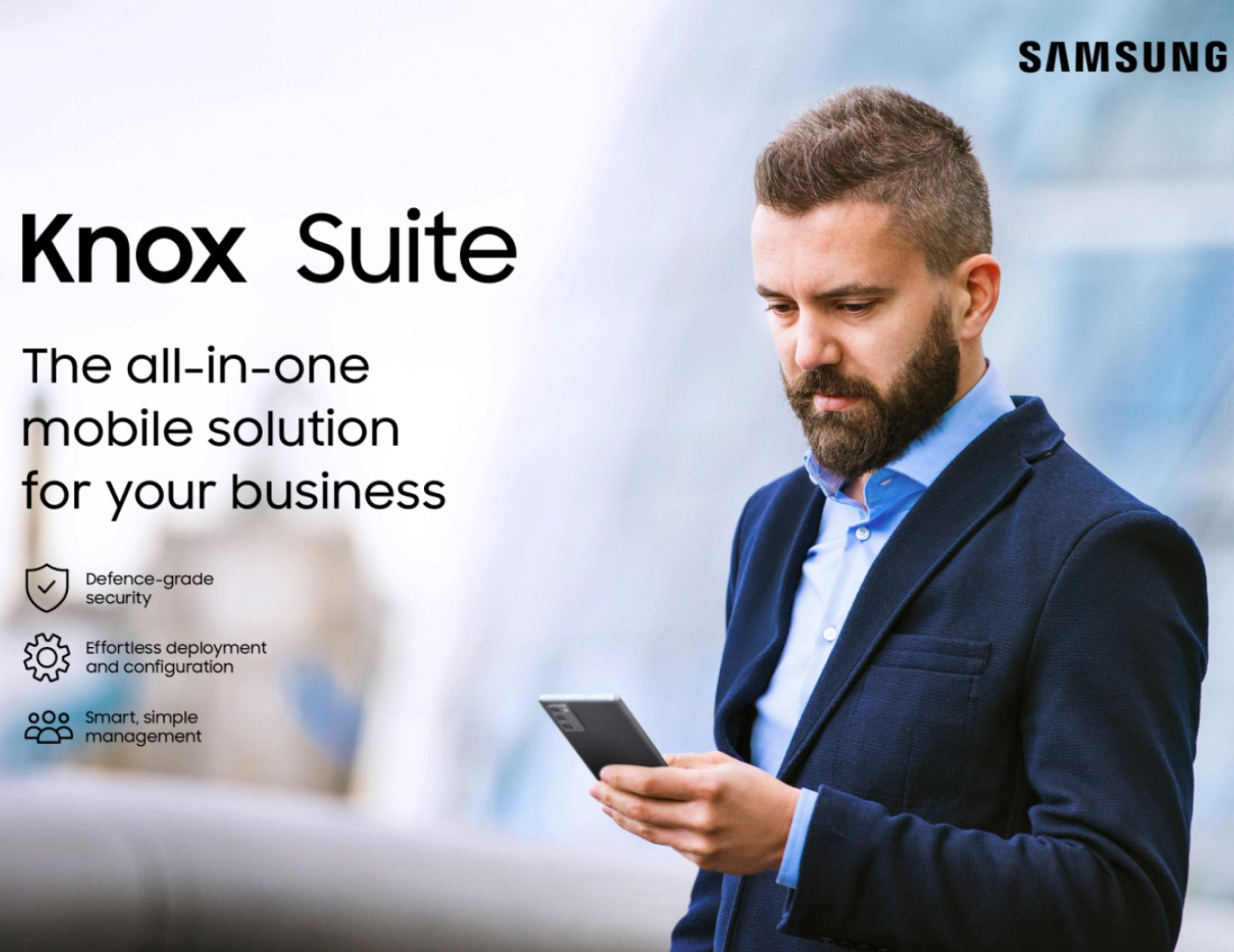 Product picture Samsung Knox Suite