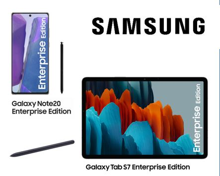 Product picture Samsung Galaxy Enterprise Edition