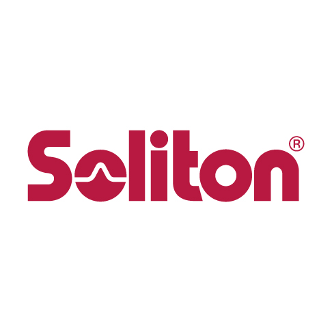 Logo von Soliton Systems Europe N.V.