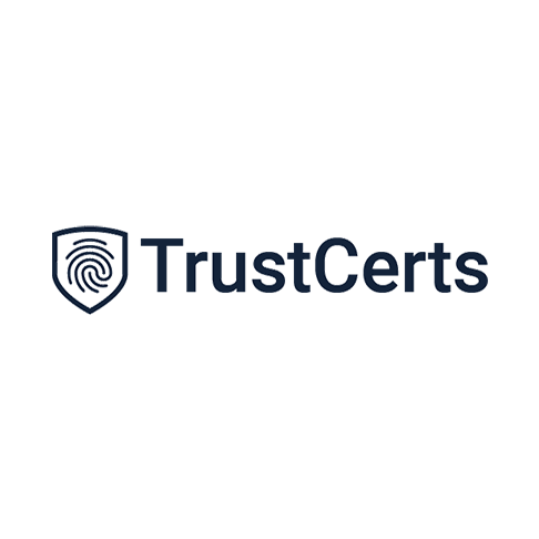 Logo of TrustCerts