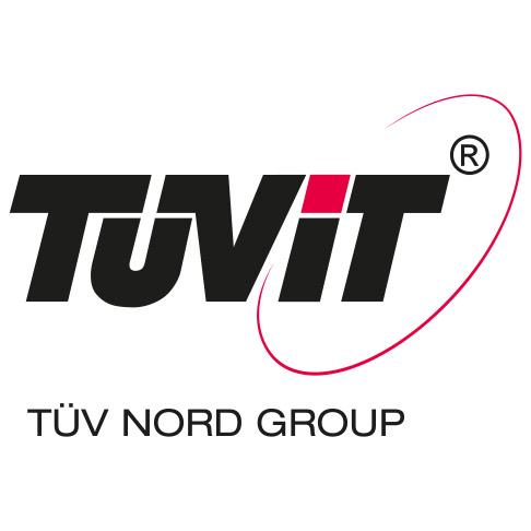 Logo of TÜV Informationstechnik GmbH